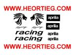Apprilia Racing Set of Transfers DA501